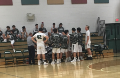 Smith's 20-Point Night Not Enough as Kinnelon Loses to Madison 61-46