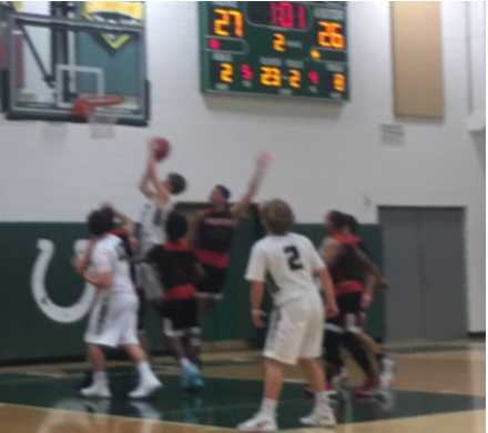 Kinnelon can't hold on to big lead, falls to Boonton 55-59