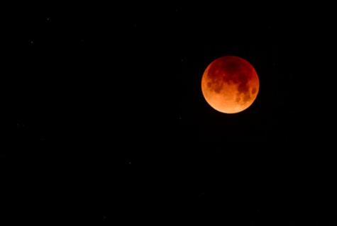 Super Blood Moon Comes to Kinnelon