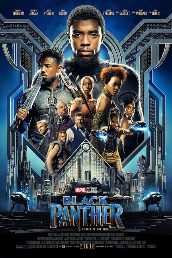 Black Panther Pounces onto the Big Screen