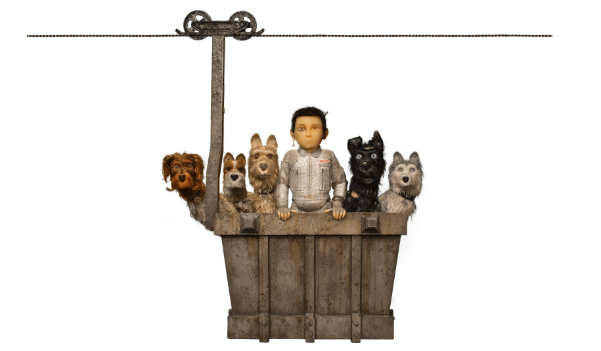 Movie review: 'Isle of Dogs' - Digital Release on June 26