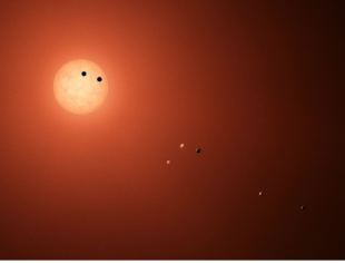World Space Week: Day 2 – TRAPPIST-1