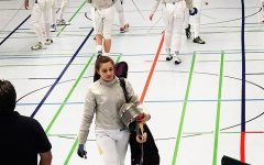 From Germany to America: Fencing