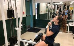 The Fitness Center: An Athlete's Motivation