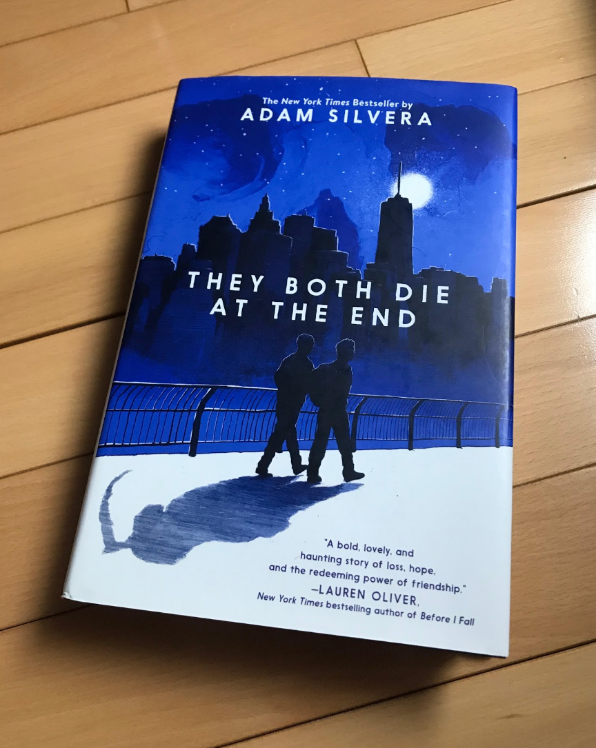 'They Both Die At The End,' by Adam Silvera.