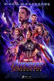 The Endgame poster. Photo courtesy of IMDB.