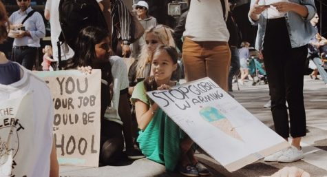 Protesters of all ages were involved with the protests for awareness of climate change held on Sept. 20 and 27 in New York City.