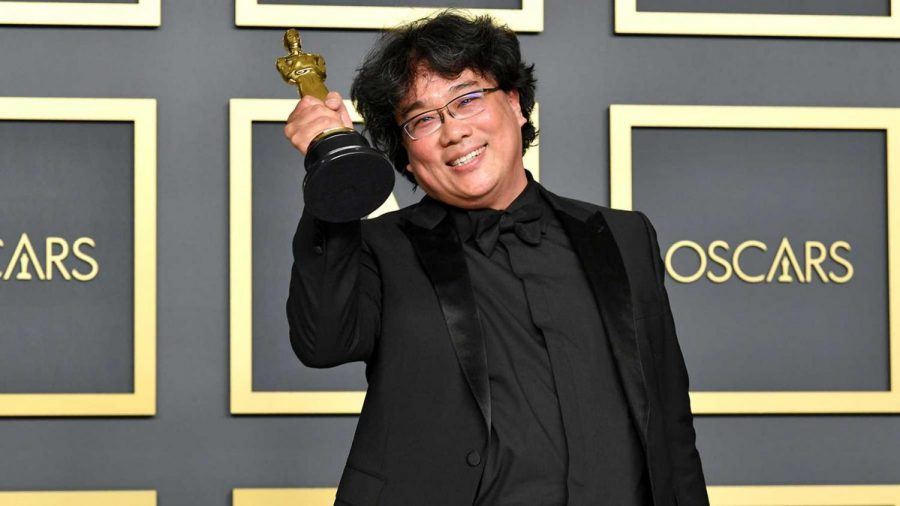 Parasite makes ripples at the Oscars