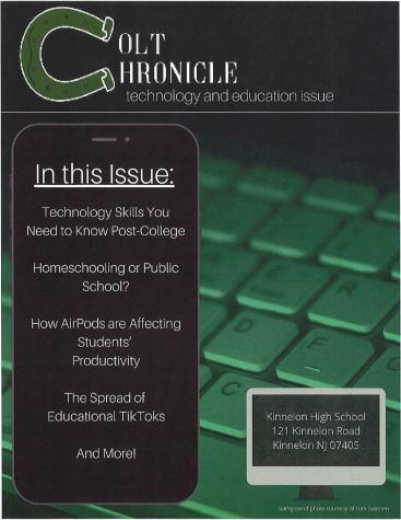 TECHNOLOGY AND EDUCATION ISSUE