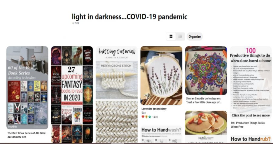 How to find light in the darkness of COVID-19