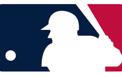 Major League Baseball logo, one of the many leagues at crossroads due to this pandemic.