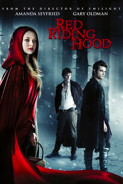 Movie poster for the movie Red Riding Hood provided by Flickr.