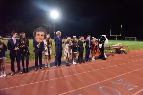 The class of 2020 homecoming court last fall. With the current pandemic, students are left wondering what the event will look like this year.