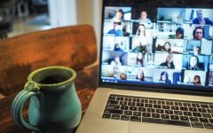 Virtual meetings have become the new norm as extracurricular activities across the nation continue to be active-albeit through a computer screen.