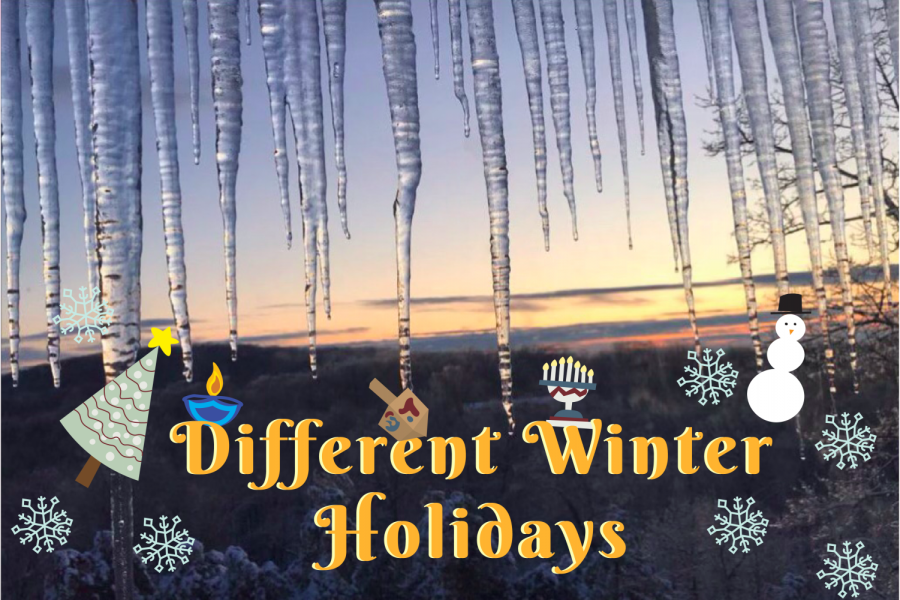 There+are+dozens+of+holidays+celebrated+during+Winter%2C+all+with+their+own+unique+origins+and+customs.