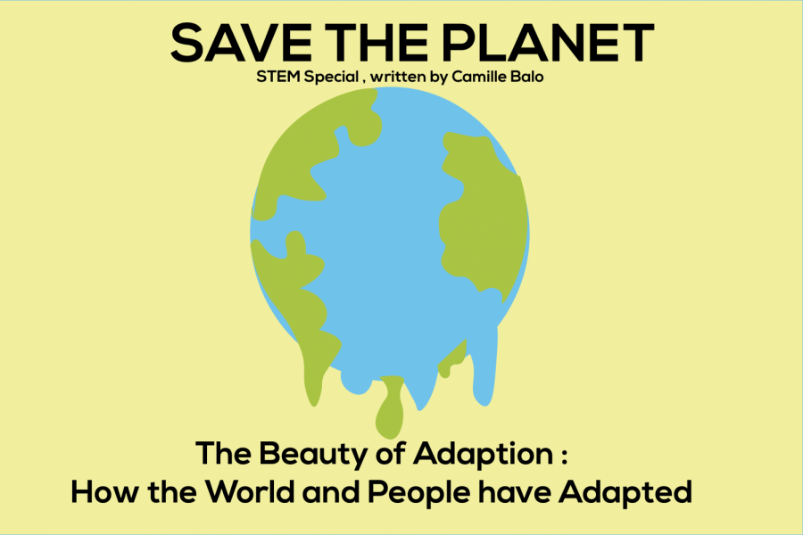 Save the Planet special.