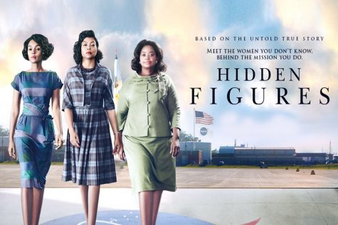 Hidden Figures Movie via The Lyric Theatre