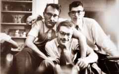 Burroughs, Carr, and Ginsberg via The New York Times