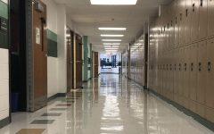 Hallway at KHS
